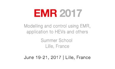 Energetic Macroscopic Representation (EMR'17) Summer School