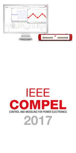 COMPEL 2017 -Control and Modeling for Power Electronics Workshop